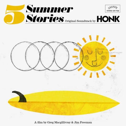 5 Summer Stories - Nick Radford // Frootful