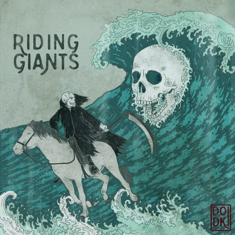 LS/FF 2015 Gallery Show Riding Giants - Andy Roots Mold