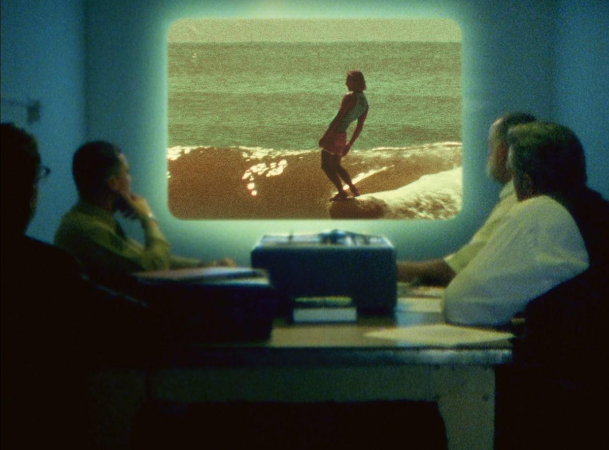 Forbidden Trim UK PREMIERE LONDON SURF FILM FESTIVAL