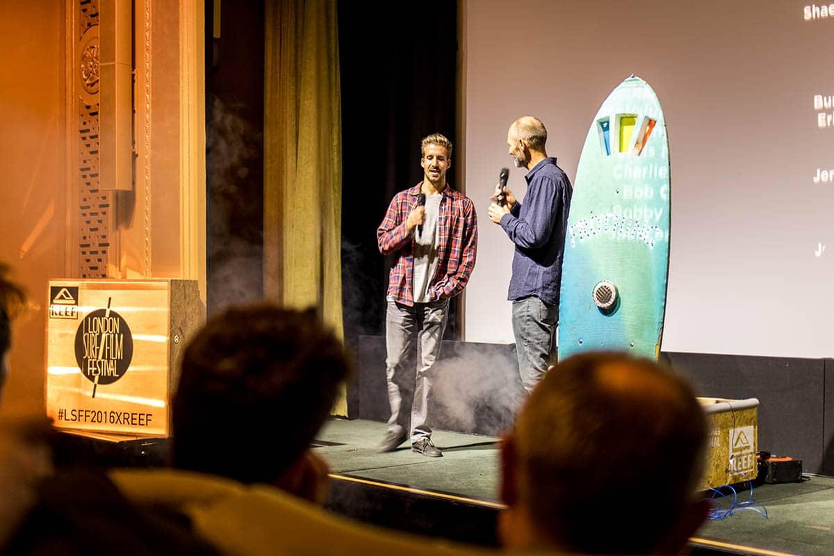 Filmmaker Jack Murgatroyd presents Dirty Old Wedge at LS/FF 2016
