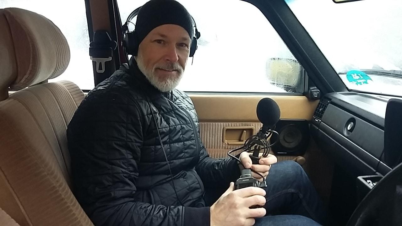 Tim Ciasto // Filmmaker Focus - A Swedish filmmaker in our Swedish motor