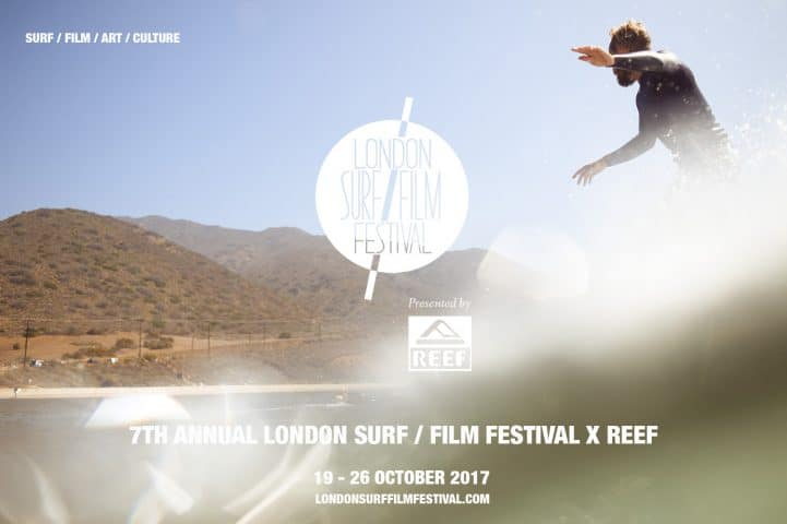 2017 London Surf / Film Festival x Reef Submissions Open featuring surfer Mike La