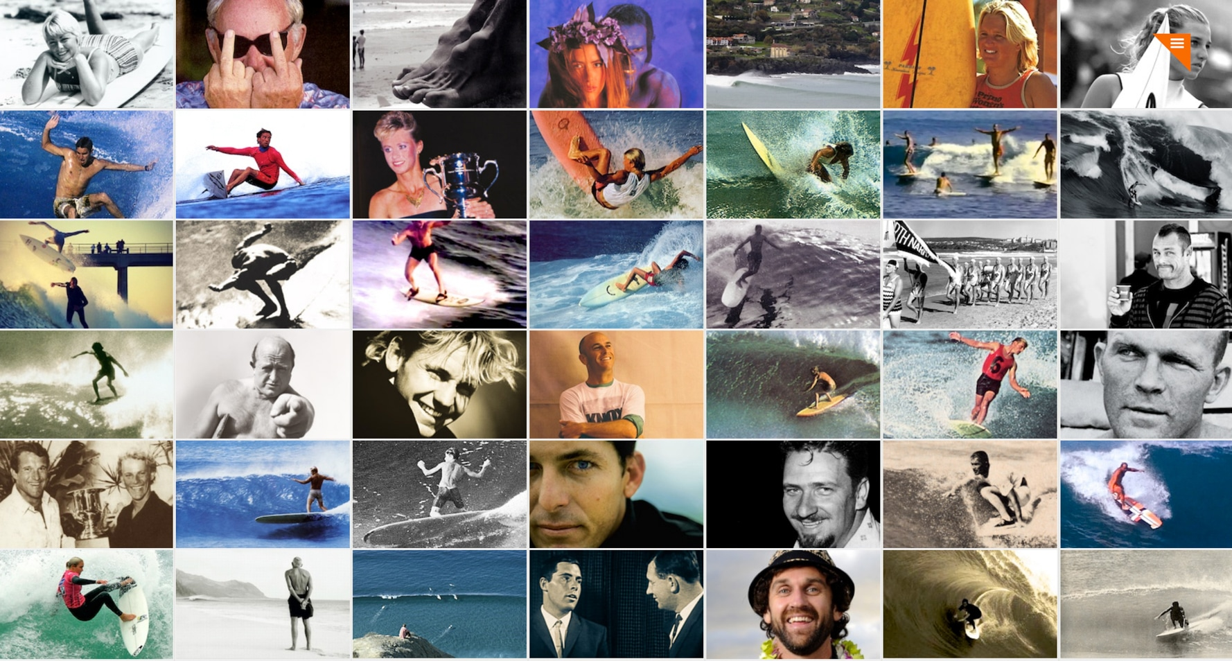 Encyclopedia of Surfing by Matt Warshaw of Surfing