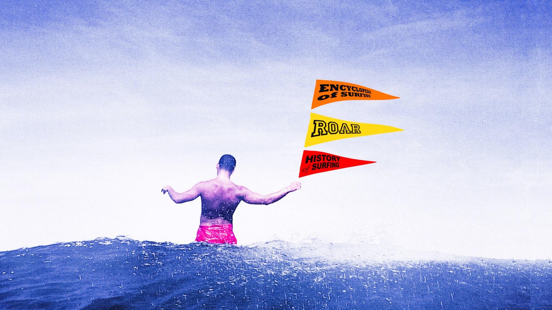 Encyclopedia of Surfing by Matt Warshaw
