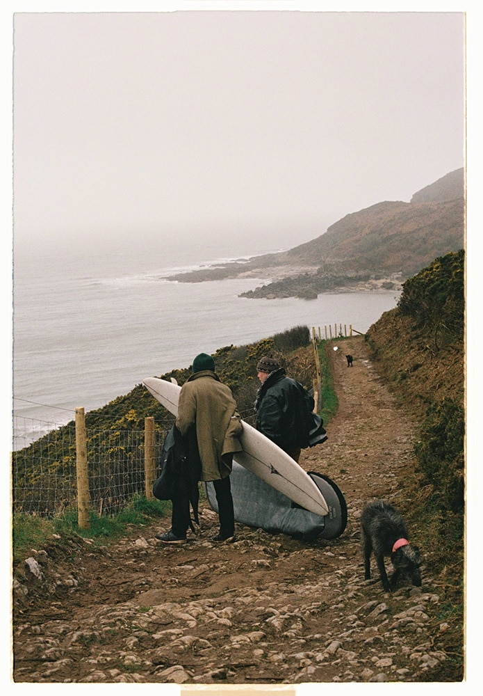 The Shorties entry: The Elders // A film by DIY Creative & Lily BW. Danny and Andrew have been friends and surfers for decades, sharing waves and adventure. Image: Lily Betrand-Webb