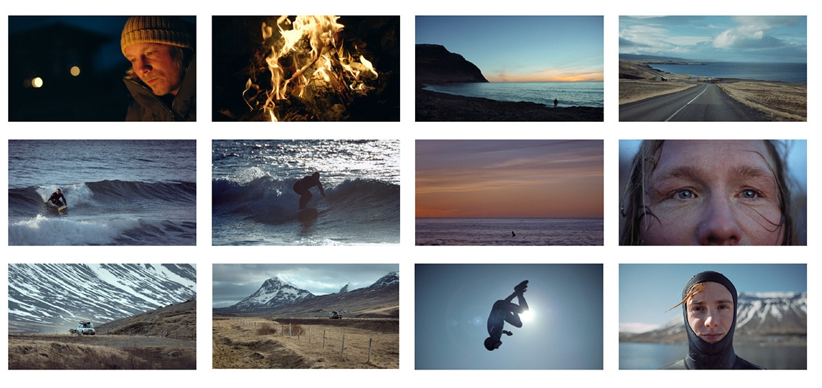 The Shorties entry: Secret Waves // A film by Tom Cockram A story about Icelandic native, Ingo Olsen for whom surfing is a way of life...surfing till dawn.