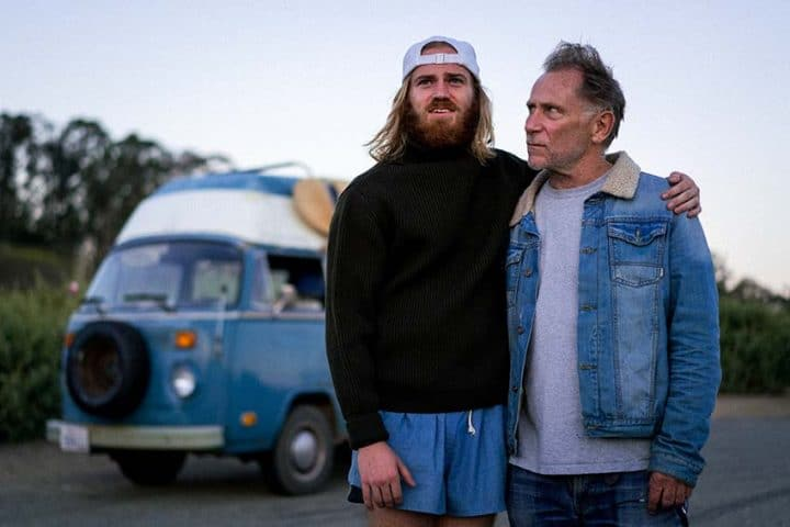The Outrider UK Premiere Danny Webb Alex Petitmaire London Surf Film Festival 2018