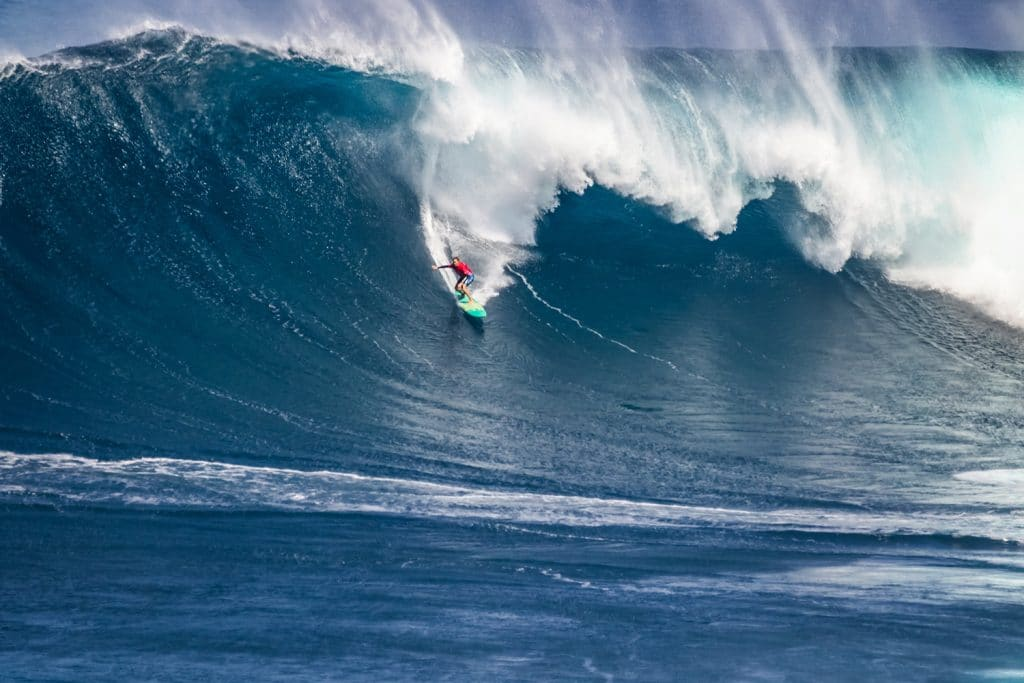 Paige UK Premiere London Surf Film Festival 2018 big wave surfing female