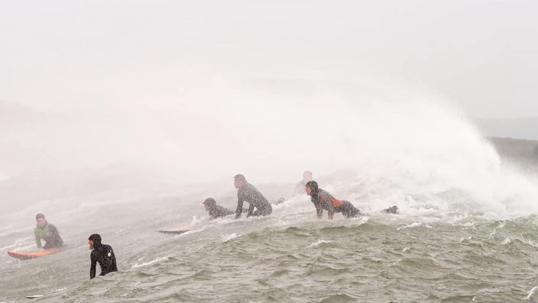 Emocean Tony Harrington UK Premiere London Surf / Film Festival 2018