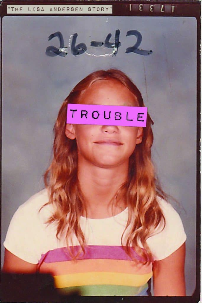 Trouble The Lisa Andersen Story UK Premiere Chas Smith female surfing