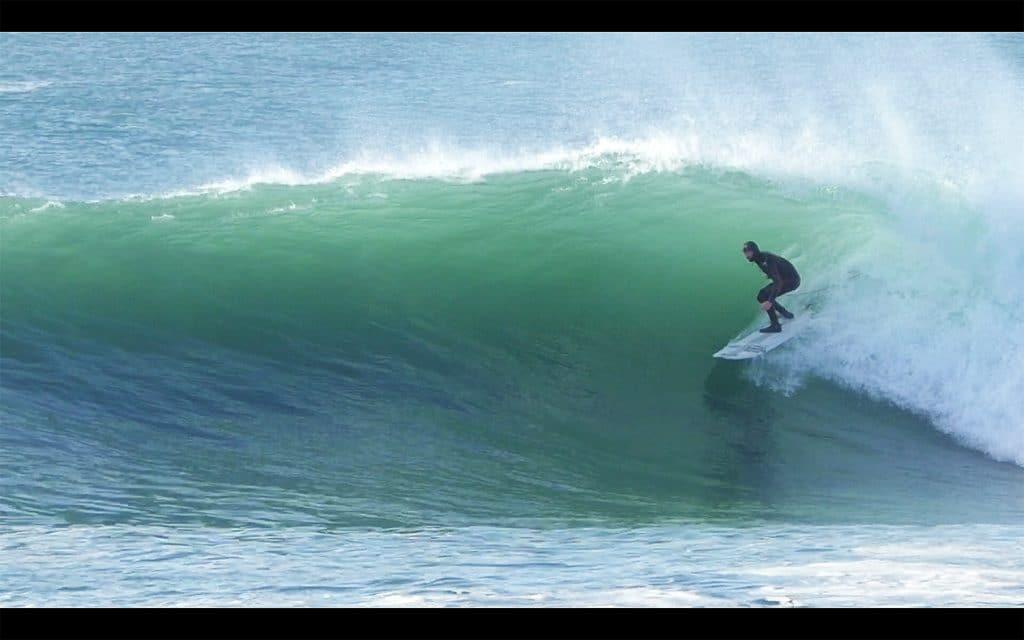 Two January Days Dir. Glenn Wright Shorties Entry London Surf Film Festival 2018
