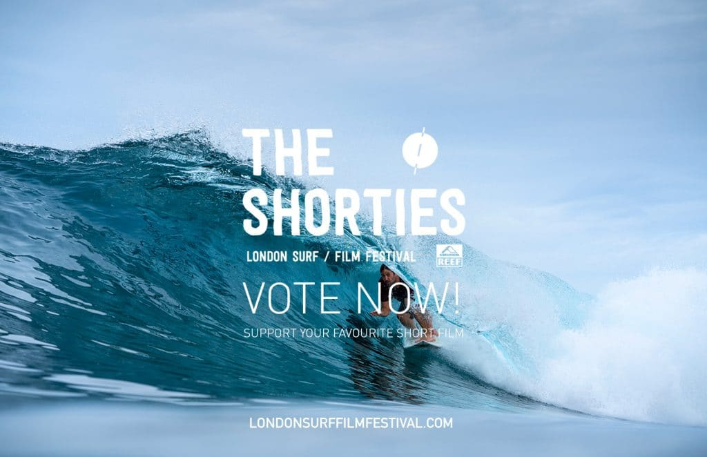 London Surf Film Festival 2018 Shorties short film contest is live!