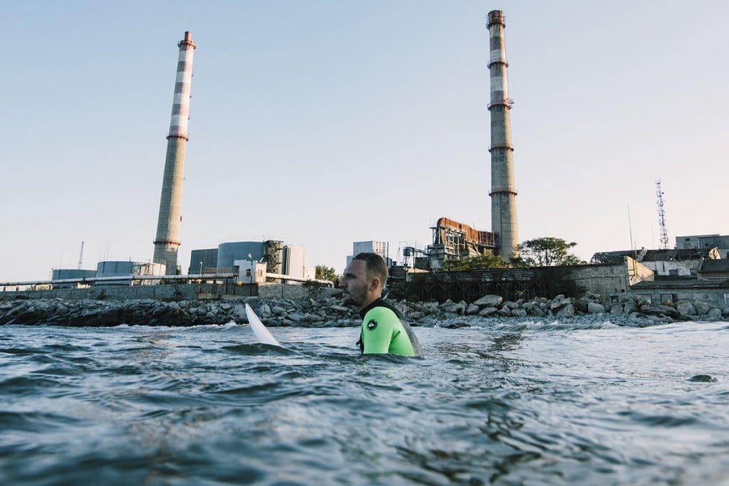 UK PREMIERE: Priboi Dir: Kokorev Konstantin London Surf Film Festival 2018