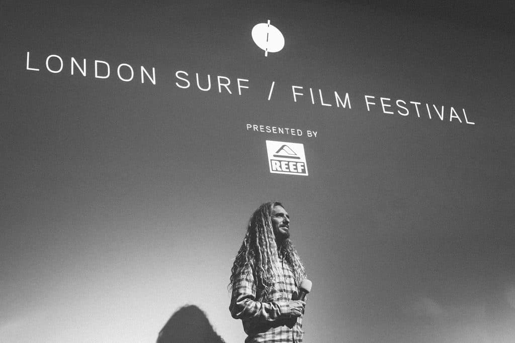 Rob Machado London Surf Film Festival 2018 UK Premiere Momentum Generation