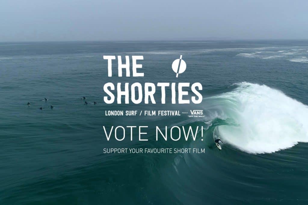 London Surf Film Festival Shorties contest 2019 x vans