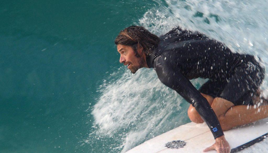ZONE FREQUENCY EUROPEAN PREMIERE LS/FF 2019 Dir. Jack Coleman love surfing