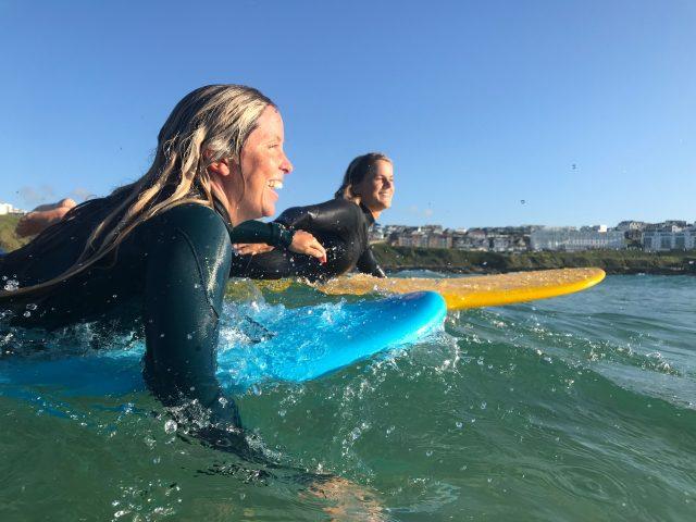 Surf Sistas
