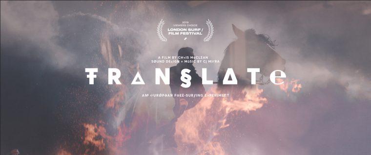 Translate video